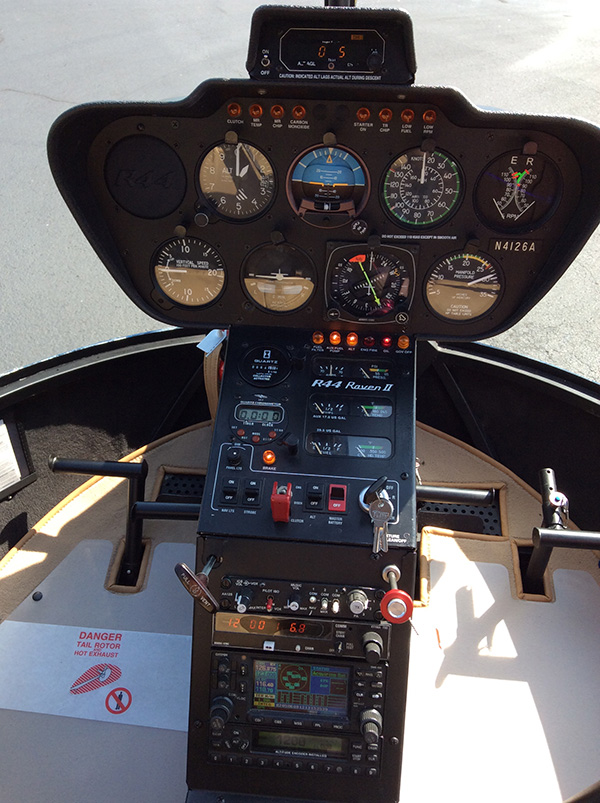 R44 Helicopter For Lease