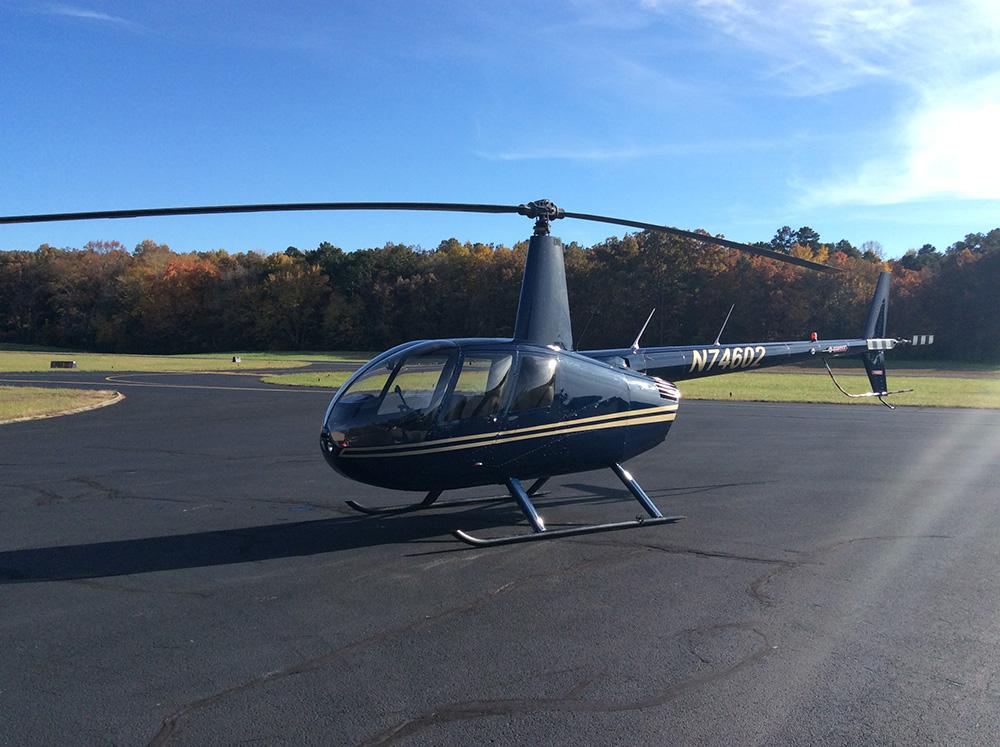Robinson R44 Lease