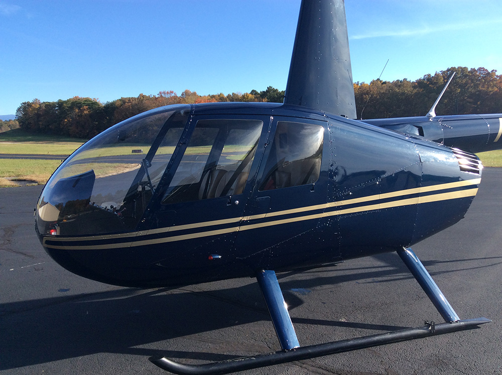 R44 Raven II IFR Lease Cost