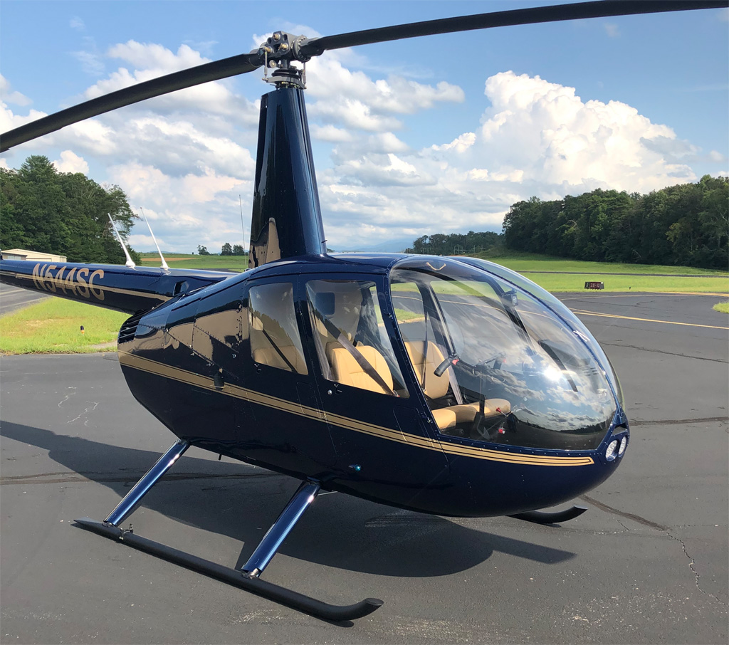 IFR R44 Raven II N544SC for Lease